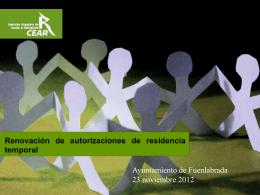 Diapositiva 1 - Ayuntamiento de Fuenlabrada