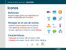 El Lenguaje Visual en la interfaz