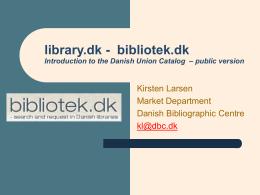 Introduktion til netpunkt.dk