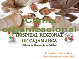 CLIMA ORGANIZACIONAL - Hacked By Haxors Team