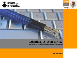 Diapositiva 1 - ..::INEA Guanajuato::..