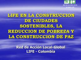 CONEXIONES EN LA CONSTRUCCION DE CIUDADES …