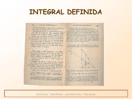 INTEGRAL DEFINIDA - INTEF