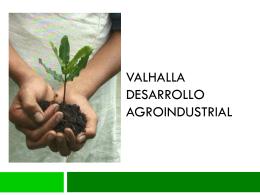 Valhalla Agroindustrial Development