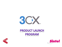 3CX-Products - William George Mitchell
