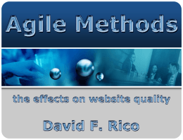 Click to add title - Dave's Lean & Agile Webpage