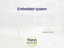 投影片 1 - 成功大學資訊工程所智慧型系統