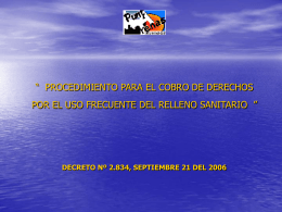 Diapositiva 1 - IL. Municipalidad de Punta Arenas | La