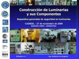 curso en IRAM - Shitsuke srl CBTL de IECEE en Argentina