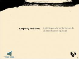 Diapositiva 1 - LSI Vitoria