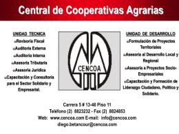 COOPERATIVA DE AHORRO Y CREDITO INTEGRAR