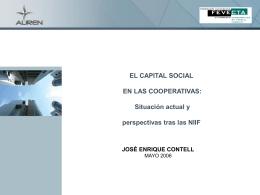 Capital cooperativas
