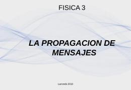 FISICA C - 2001 clase 1