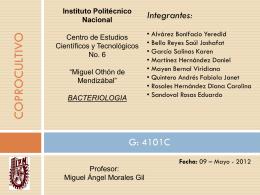 Diapositiva 1 - labacteriologia