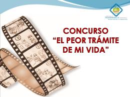 Diapositiva 1 - ::Ministerio de Transparencia