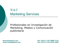 W&T Marketing Services