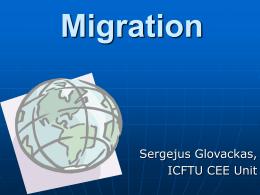 Migration - ITC-ILO