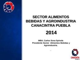 Diapositiva 1 - Home | Canacintra | Puebla