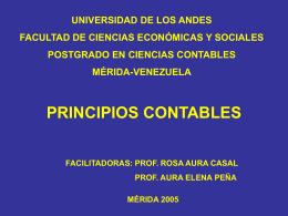 PCGA - Postgrado en Ciencias Contables