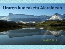 Diapositiva 1 - :: KANTAURIKO URKIDETZA