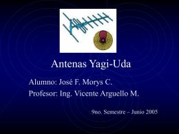 Antenas Yagi-Uda