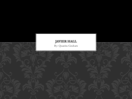 Javier Hall