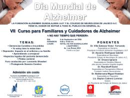 Diapositiva 1 - Alzheimer Monterrey