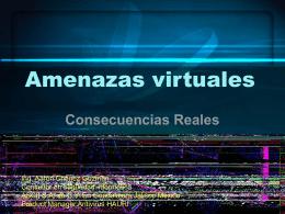 Amenazas virtuales