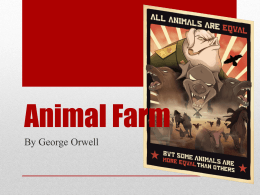 Animal Farm - pdesas.org
