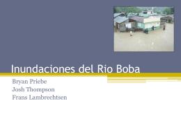 Rio Boba Flooding - Mexico Study Abroad
