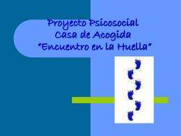 Diapositiva 1 - Pastoral Nacional de Alcoholismo y