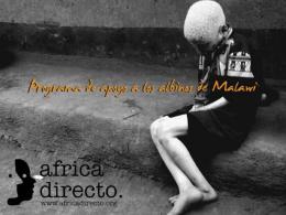 Diapositiva 1 - AFRICA DIRECTO