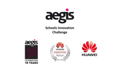 Aegis Innovation Challenge