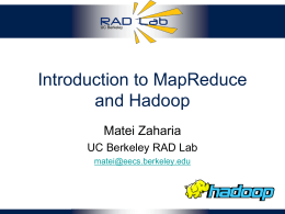 X-Tracing Hadoop