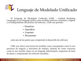 Lenguaje de Modelado Unificado