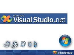Visual Studio .Net - Victor Bustos: Desarrollo Web y …