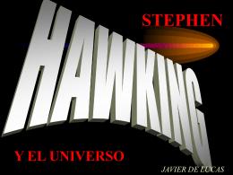 Stephen Hawking - ENSAYOS DE JAVIER DE LUCAS LINARES
