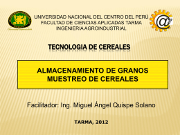 Control de Calidad - Miguel Quispe Solano