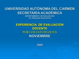 SECRETARIA DE EDUCACION SUBSECRETARIA TECNICO …