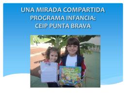 COLEGIO PUNTA BRAVA PRIMER CICLO DE PRIMARIA