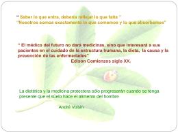 Diapositiva 1 - 100 Hogares ecologicos y Vidas Saludables