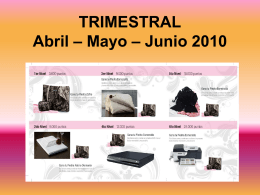 TRIMESTRAL