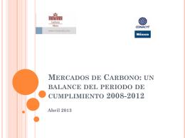 Mercados de Carbono y COP16