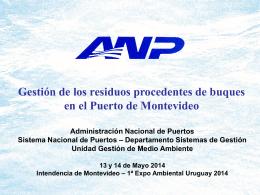 Diapositiva 1 - Expo Ambiental Uruguay 2015