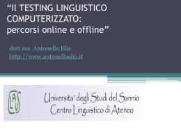 La formazione dei docenti all'uso delle ICT nella didattica