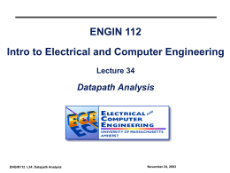 ENGIN112 - lecture 2