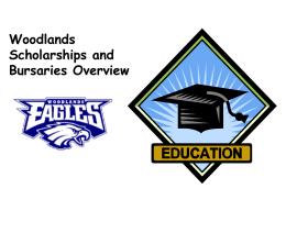 Scholarships 2014