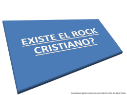 "Historia del ""Rock and Roll"""