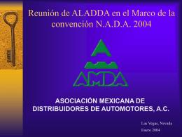 ALADDA 2004