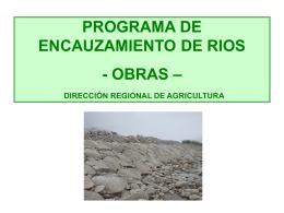 Diapositiva 1 - .:::. Gobierno Regional de Lima